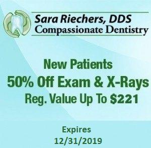 Dentist Coupon Grants Pass Oregon - Save 50%
