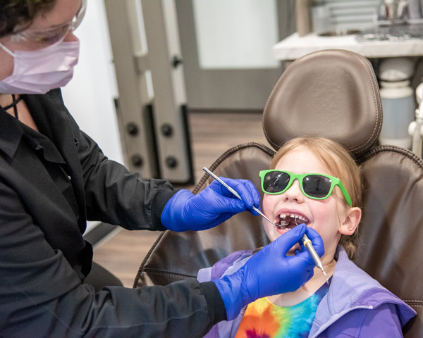 Kids Dental Exam